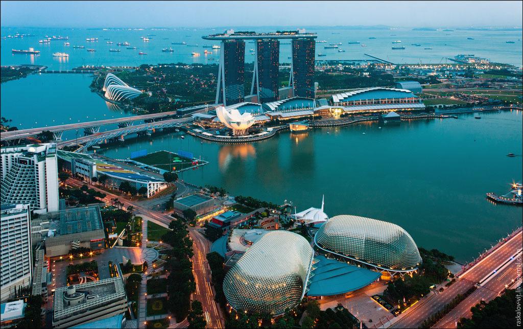 Сингапур тайланд туры